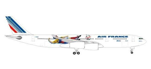 Herpa Wings 1:500 531412 Air France A340-300