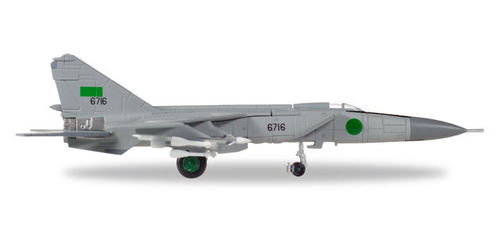 558907 Libyan Air Force MiG-25PD Herpa