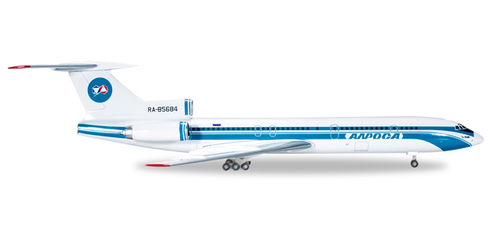 Alrosa Mirny Air Enterprises TU-154M