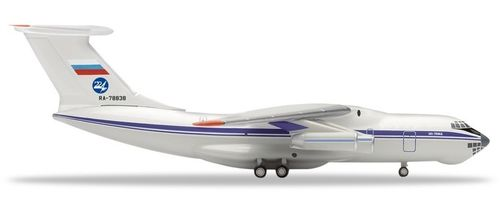 Herpa Wings  224 Flight Unit State Airlines Ilyushin IL-76