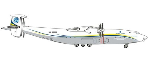 Herpa Wings  Antonov Airlines AN-22 Antei