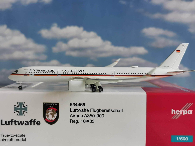A350 Flugbereitschaft
