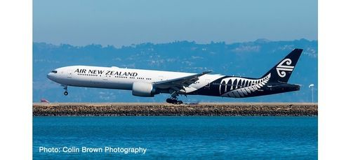 534536 Herpa Wings Air New Zealand Boeing 777-300ER – ZK-OKS