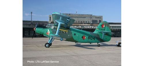 "Herpa Wings 570602 Classic-Antonow / LTS Luft Taxi Service Antonov AN-2 ""Anushka"""