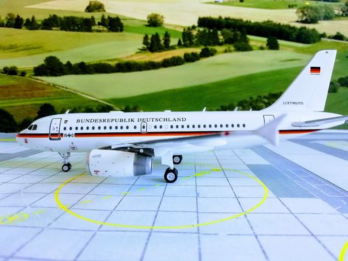 1/200 A319-133(CJ) GERMAN AIR FORCE 15 01
