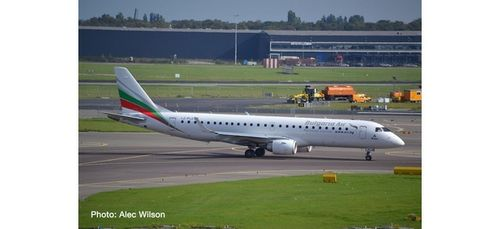 Bulgaria Air Embraer E190