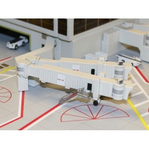 Gemini Jets GJARBRDG2 - 1/400 AIR BRIDGE SET 2 (3 DOUBLE WIDE) #world-of-wings