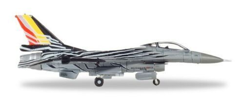 Herpa Wings 1:200 Belgian AF Solo Display Team Lockheed Martin F-16AM - FA-123